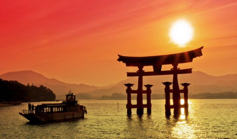 The Land Of The Rising Sun Tour